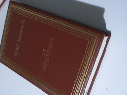 André Malraux: LES CONQUERANTS (-book From France -best Conditions Shipping) - Classic Authors