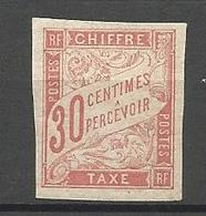 COLONIES FRANCAISES TAXE N° 22 NEUF**  SANS CHARNIERE / MNH - Postage Due