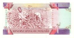 MALAWI P. 23b 1 K 1992 UNC - Malawi