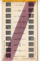 Stéréocartes Lestrade Vues Kodachrome N° 612 Châteaux De La Loire.  Loches 2 - Dias
