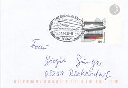 Zeppelin LZ N07 88045 Friedrichshafen 2000 100 Jahre - Zeppelins