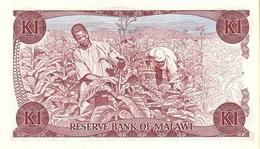 MALAWI P. 19a 1 K 1986 UNC - Malawi
