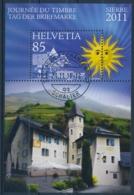 1412 - Gebraucht - Mit Stempel Bern 1 Schanzenpost - Suisse