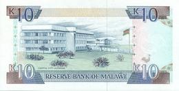MALAWI P. 25c 10 K 1994 UNC - Malawi