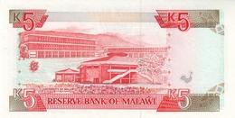 MALAWI P. 24b 5 K 1994 UNC - Malawi