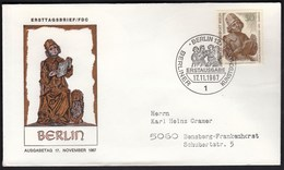 Germany Berlin 1967 / Art Treasures - FDC: Covers