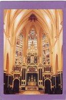 88 Image De  REMIREMONT   Format Carte Postale Eglise Abbatiale Saint PIERRE Choeur Et Retable XVIIéme - Saint Nabord