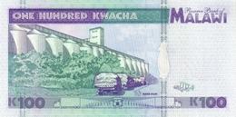 MALAWI P. 34 100 K 1995 UNC - Malawi
