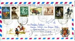 BALEARES Sobre  Fechador C.E.M. ANDRAITX  SAN TELMO      CEM7 - 1931-Aujourd'hui: II. République - ....Juan Carlos I
