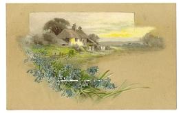 S7909 - Maison -paysage - Phantasie