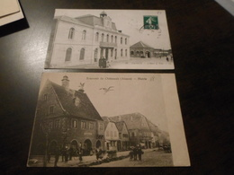 LOT DE 26 CPA / VILLES DIVERSES - Postkaarten