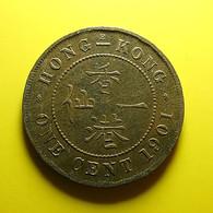 Hong Kong 1 Cent 1901 H - Hong Kong