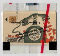 OFFRE DU WEEK END AVANT RETRAIT- F7 - Naifs Et Primitifs Coeurs - Neuve Sous Blister - Voir Scans - 1987