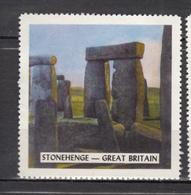 Vignette, Cinderella, Stonehenge, Antiquité, Antiquity, Archéologie, Archaeology, Préhistoire, Prehistory - Monumenti