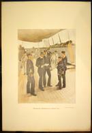 "MARINE NEDERLANDS LEGER: ""Koninklijke Nedelandsche Marine 1897"" - Uniform"
