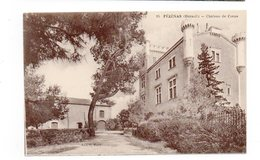 34 - PÉZENAS - Château De Conas (H112) - Pezenas