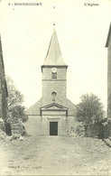 52  BONNECOURT - L' EGLISE (ref 6976) - Autres Communes
