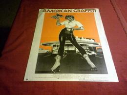 AFFICHE CINEMA  °  AMERICAN GRAFFITI - Manifesti