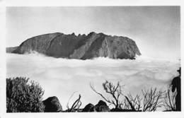 île De LA REUNION Le Piton Des Neiges En 1953 Vue De La Roche écrite  41 (scan Recto Verso)ME2646UND - La Réunion