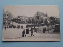 GARRISON Church Portsmouth ( JWS 32 ) Anno 1904 ( Zie Foto ) - Portsmouth