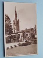 St. John's Church, HALESOWEN ( H. Parkes ) Anno 1958 ( Zie Foto ) - Sonstige