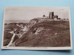 OLD Church Uphill WESTON-SUPER-MARE ( A 186 - HJ Series ) Anno 1946 ( Zie Foto ) - Weston-Super-Mare