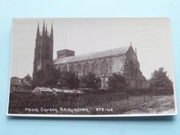 Priory Church - BRIDLINGTON ( 278-43 Danum ) Anno 1922 ( Zie Foto ) - Angleterre