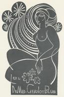 Ex Libris Gernot Blum - Ladislav Rusek - Ex-libris