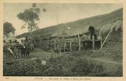 ANNAM Une Parie Du Village De Bobla ,près Djiring RV - Viêt-Nam