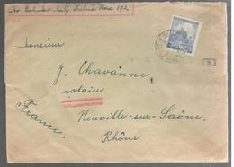 25559 - De KUTTENBERG Pour La France - Böhmen Und Mähren