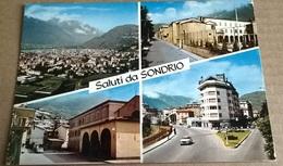 SALUTI DA SONDRIO  (182) - Saluti Da.../ Gruss Aus...
