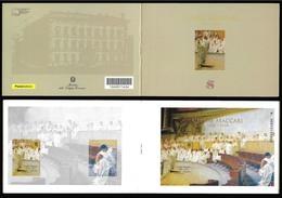 ITALIA 2019 Libretto Carnet Cesare Maccari Numeraro Integro MNH ** Codice A Barre N° 1060011626 - 6. 1946-.. República