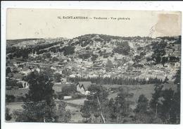 Saint Antoine Pres Marseille , Verduron , Vue Generale - Quartiers Nord, Le Merlan, Saint Antoine