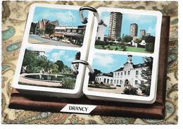 93 - DRANCY - Ephéméride - 4 Vues - Drancy