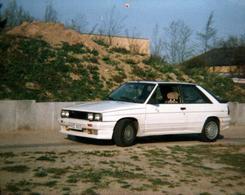 Photos Amateur Couleur Originale - Renault 11 Turbo Sport En 1980 - 115 Cv - (1984 - 1989) - Automobiles