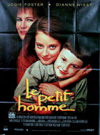 AFF CINE ORIG LE PETIT HOMME (1991) 120x160cm Jodie Foster - Plakate & Poster