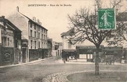 78 Montesson Rue De La Borde Commerces Boulangerie Café , Voir état Ci Dessous - Montesson
