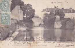 2 PERRECY LES FORGES                         Pont Sur L'ondruche - France