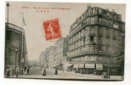 CPA 75 : Paris   Rue De L'arrivée  Collection GBRR    A  VOIR  !!!!!!! - France
