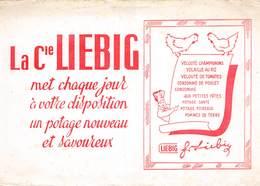 VP-GF.19-RO 029 : BUVARD. COMPAGNIE LIEBIG - Löschblätter, Heftumschläge