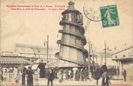 Exposition Internationale Du Nord De La France, Roubaix 1911, Luna Park - Roubaix