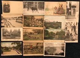Belgique Fantaisie Monde ... Un Peu De Tout : 62 Cartes (voir Zie See Scans) - Postkaarten
