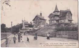 62. LE TOUQUET-PARIS-PLAGE. Le Village Suisse. 3 - Le Touquet