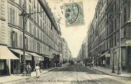 PARIS  Rue De Wattignies Prise De La Tue De Charenton Commerces RV - Arrondissement: 12