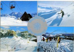 SCI ALPINO  SKI  Dolomiten Ski Paradise  Seggiovie  Skilift - Sport Invernali