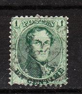 13A  Médaillon Dent. 12,5x13,5 - Oblit. - LOOK!!!! - 1863-1864 Médaillons (13/16)