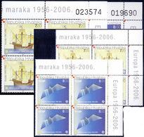 CROATIA - HRVATSKA - EUROPA CEPT 1956 / 2006 - I + II Print - 2005 - Croazia