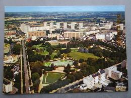 CP 35 RENNES  - Le Parc De Maurepas , Immeubles ,tour HLM  Vers 1970 - Rennes