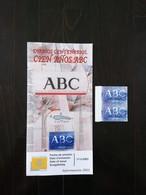 ESPANA 2003 - SPAIN - 'ABC' NEWSPAPER HUNDRED YEARS . CIEN AÑOS DEL DIARIO ABC - 2001-10 Unused Stamps