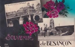 SOUVENIR DE BESANCON      2 VUES - Besancon